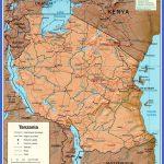 tanzania map 3 150x150 Tanzania Map