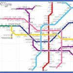 tehran metro map dictionary bank 150x150 Iran Metro Map