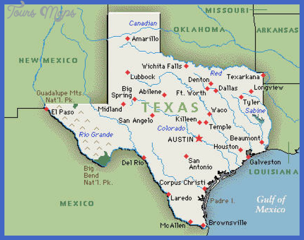 texas Irving Map Tourist Attractions