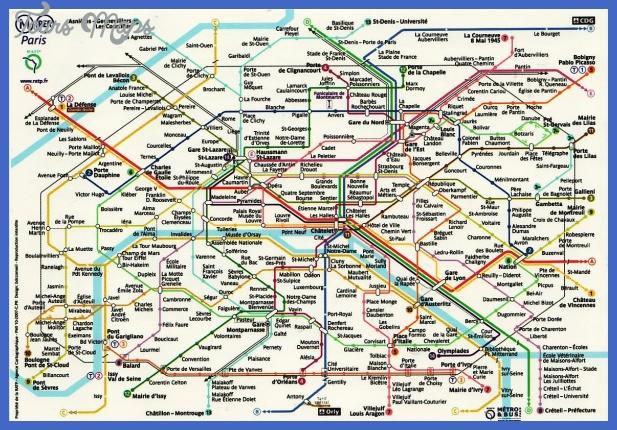 thaddee06 2 Cameroon Subway Map