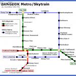 thailand metro map  2 150x150 Thailand Metro Map