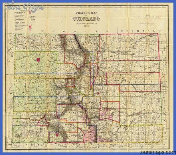 thayerco82 Colorado Springs Subway Map