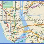 the best coffee shop near every new york city subway stop map 150x150 New York Subway Map