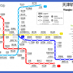 tianjin subway map 1 150x150 Tianjin Subway Map