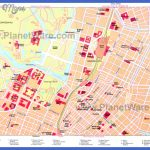 tokyo centre map 150x150 Tokyo Map Tourist Attractions