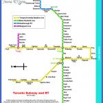 toronto subway map 150x150 Toronto Subway Map