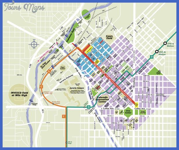 tulsa map tourist attractions  0 Tulsa Map Tourist Attractions