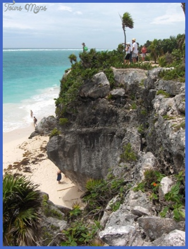 tulum Best country to visit in central america