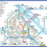 u bahn netz wien 150x150 Vienna Metro Map