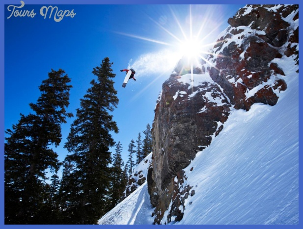 us snowboarding snowbird boarder rend tccom 1280 960 Best winter vacations US