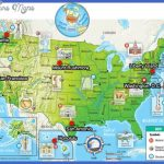 usa map 150x150 United States Map Tourist Attractions