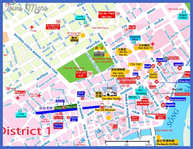 vcmap id 1366 no 1 1 Boise City Map Tourist Attractions