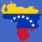 venezuela flag map1 150x150 Venezuela Map