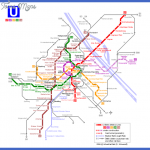 vienna map metro 1 150x150 Vienna Metro Map