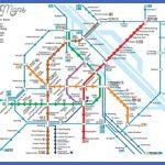 vienna metro map  1 150x150 Vienna Metro Map
