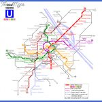 vienna subway map 150x150 Austria Metro Map