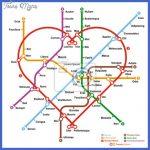 wall mural fictional metro map in shape of heart vector illustration fiction 150x150 Cuba Metro Map