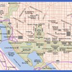 washington dc and arlington va map 1 150x150 Washington Map Tourist Attractions