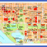 Washington DC Map - Tourist Attractions