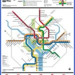 washington dc metro map 150x150 Washington Subway Map