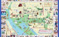 Washington D.C. City Map See map details From www.carolmendelmaps.com