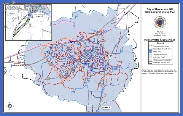 water sewer system map final Henderson Subway Map