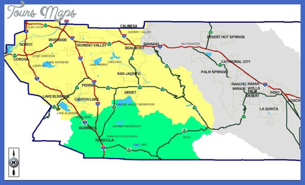 watershedmap2 Riverside Map