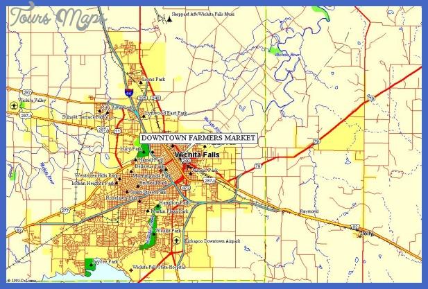 wffm Wichita Map