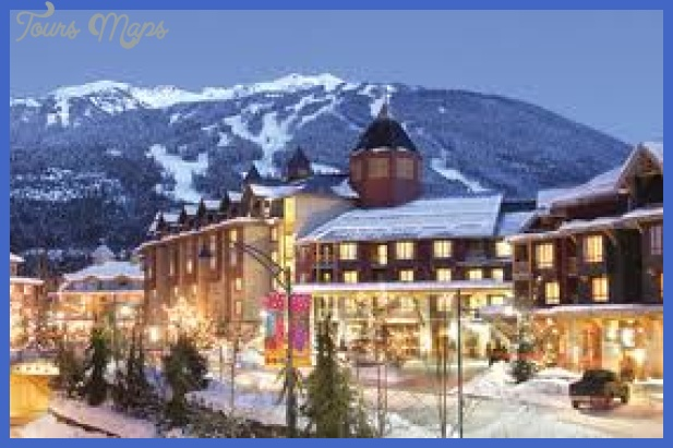 whistler winter Best winter vacation in USA
