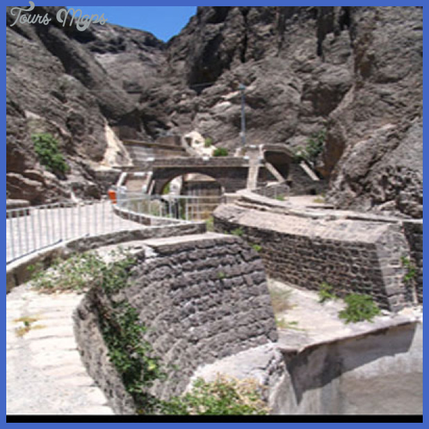yemen map tourist attractions  1 Yemen Map Tourist Attractions