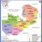zambia political map 150x150 Zambia Map