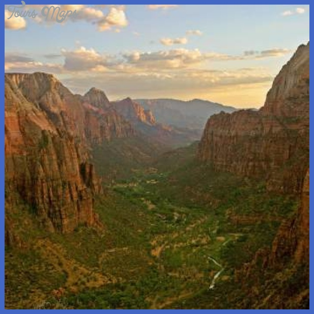 zion national park all places photo u7 Best family destinations in USA