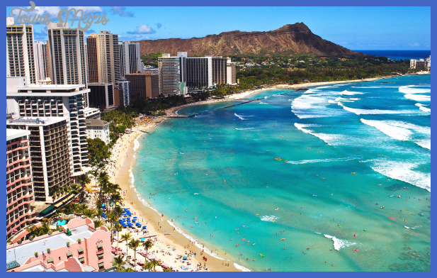 11 best cities to visit in the usa honolulu2 Best cities in the US to visit