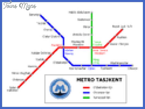 120px tashkent metro map Tashkent Metro Map