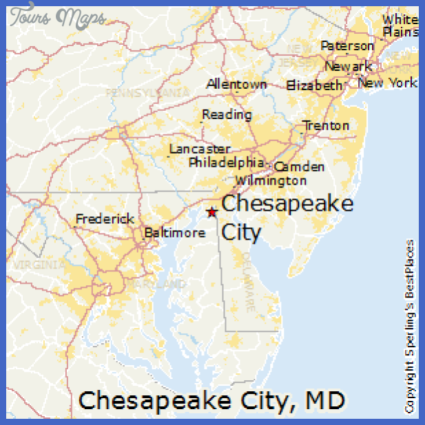2415950 md chesapeake city Chesapeake Metro Map