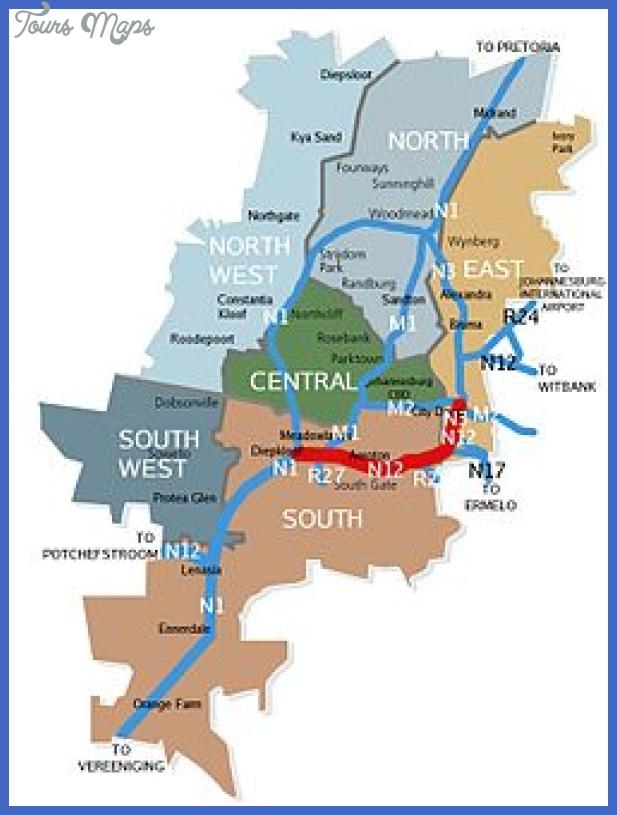 250px johannesburgmap n12southernbypass Johannesburg East Rand Map