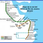 350px mapa de metro rio 150x150 Rio de Janeiro Metro Map