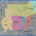360px sudan regions map 150x150 Sudan Map Tourist Attractions