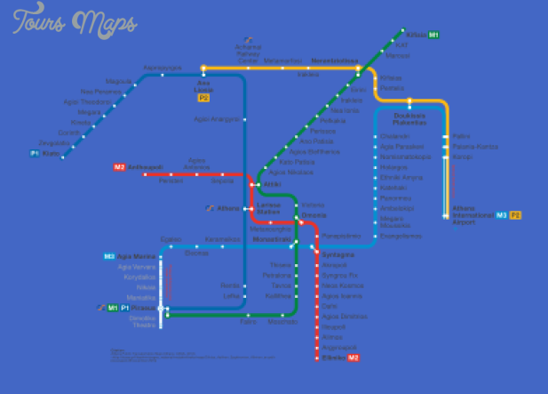 380px athens metro map 28december 20132c english29 svg Greece Metro Map