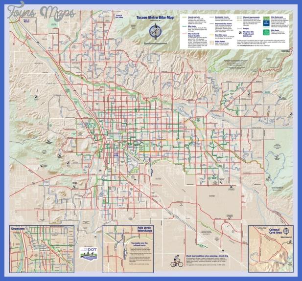4376 thumbnail 1024 Tucson Map