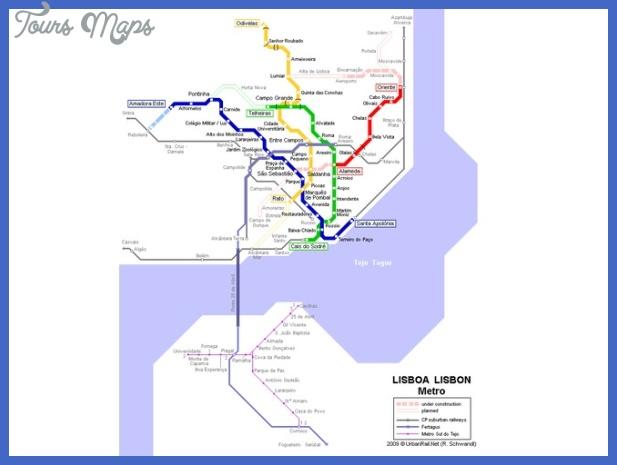 4531900 map from lisbon metro website lisbon Lisbon Metro Map