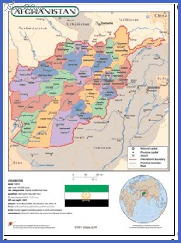 afghanistan metro map  6 Afghanistan Metro Map
