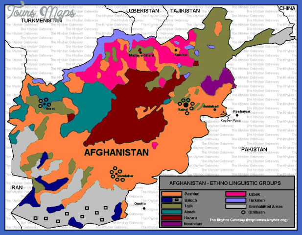 afghanistan subway map  1 Afghanistan Subway Map