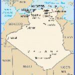 algeria map 120 150x150 Algeria Map Tourist Attractions