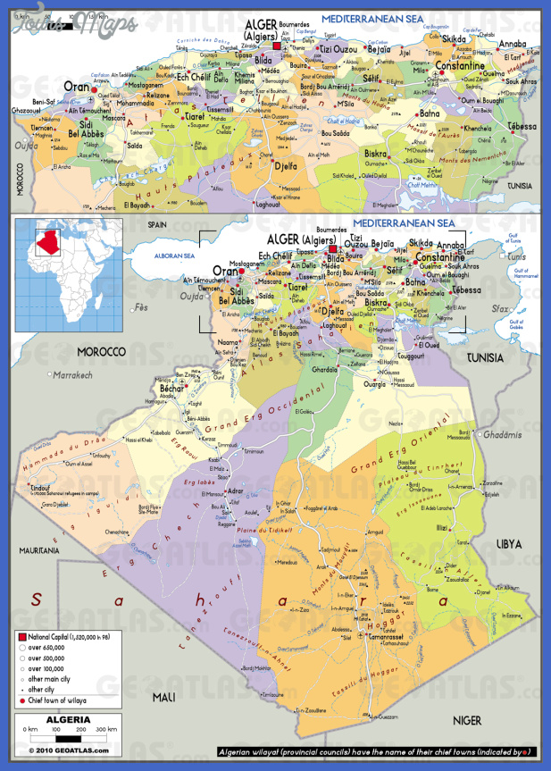 algeria pol Algeria Subway Map