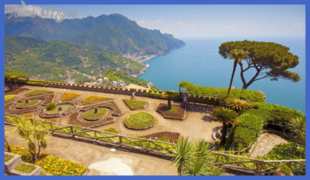 amalfi coast Best countries to visit in november