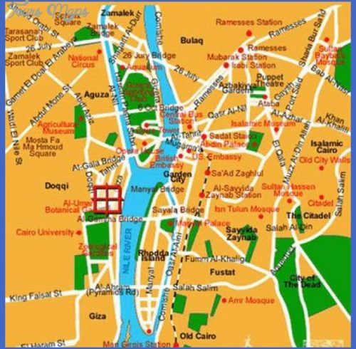cairo egypt points of interest Archives ToursMapsCom – Egypt Tourist Attractions Map