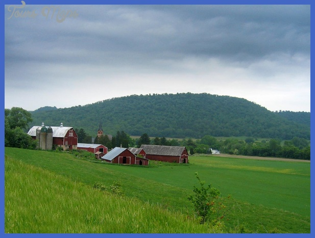 americas dairyland midwest us Best US family destinations