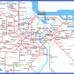 amsterdam tram map centre 150x150 Netherlands Metro Map