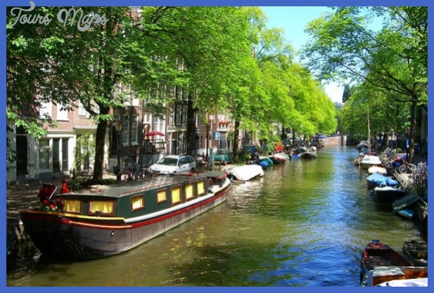 amsterdam Best summer vacations in US